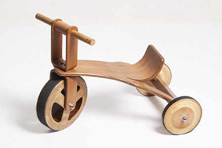 Проект Woody Tricycle
