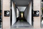 Вход в школу моды Istituto Marangoni