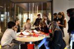 Практическое занятие в институте моды и дизайна Marangoni