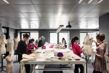 Обучение в Istituto Marangoni (Париж)