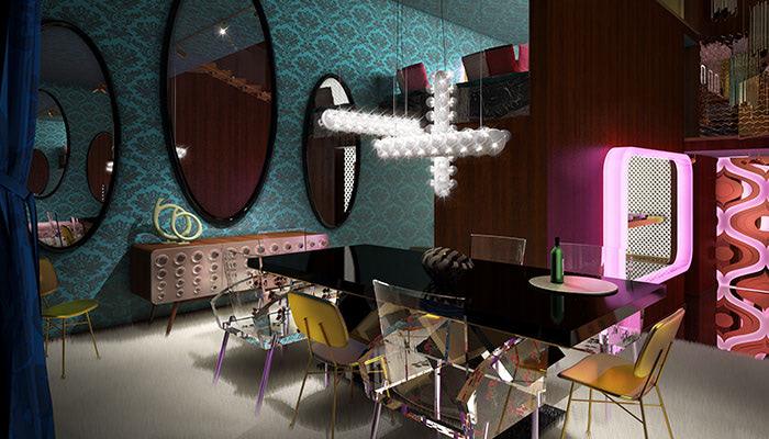 Interior Design and Lightning - Бакалавриат по дизайну интерьера и освещения