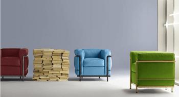 Cassina - итальянский стиль мебели