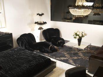 Visionnaire by Ipe Cavalli - итальянская мебель