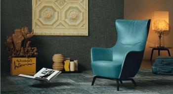 Poltrona Frau - итальянская марка мебели