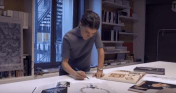 Программа Marangoni по дизайну ювелирных изделий