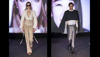 Демонстрация выпускных работ в институте моды и дизайна