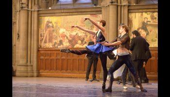 English National Ballet - проект Карен Шечори