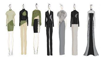 Проект по Fashion design