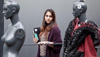 Istituto Marangoni ISC студентка Neha Nizam.