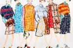 Модная иллюстрация: что это, история и новый виток популярности