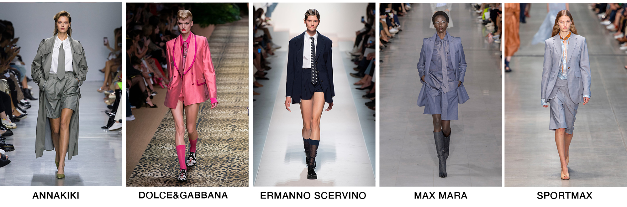 5 ярких трендов миланской недели моды 2020