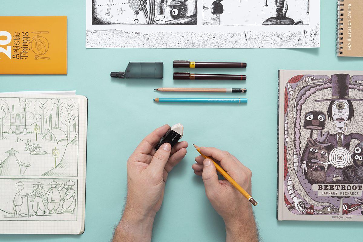 Профессия иллюстратор: 5 способов улучшить свои навыки