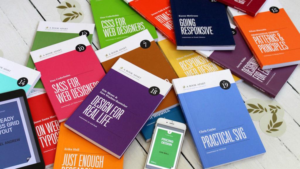 10 книг, с которых нужно начать  изучение web-дизайна