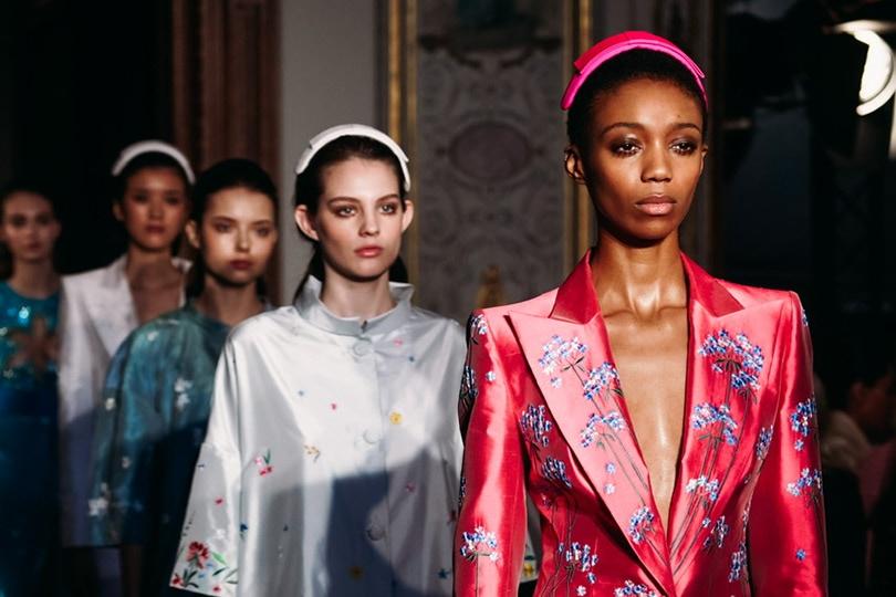 Выпускница Istituto Marangoni из России – директор международных проектов бренда Yanina Couture