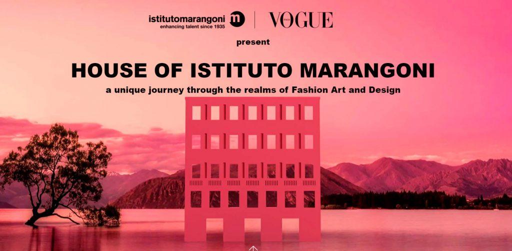 House of Istituto Marangoni – новая диджитал платформа