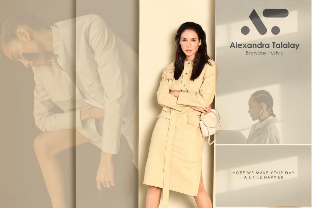 Выпускница Марангони из России основала экологичный бренд Alexandra Talalay