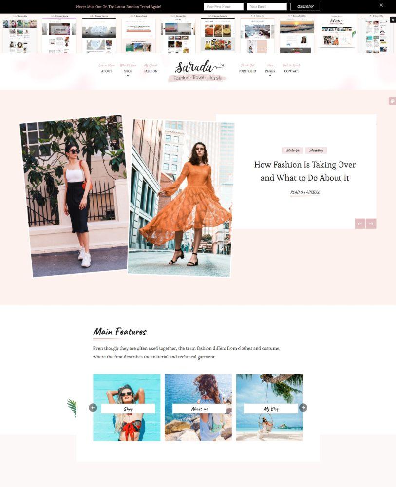 Как создать модный блог в 2021: советы и идеи для контента