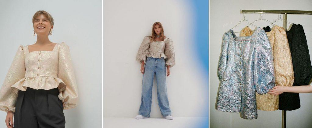Выпускница Istituto Marangoni – соосновательница московского бренда одежды Abitu