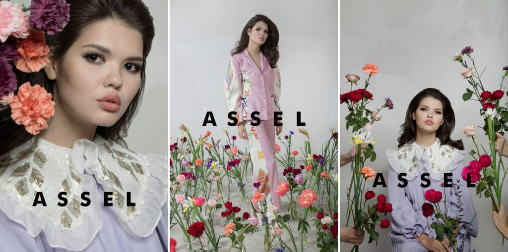Выпускница Марангони из Казахстана Асель Нусипкожанова – основательница бренда ASSEL