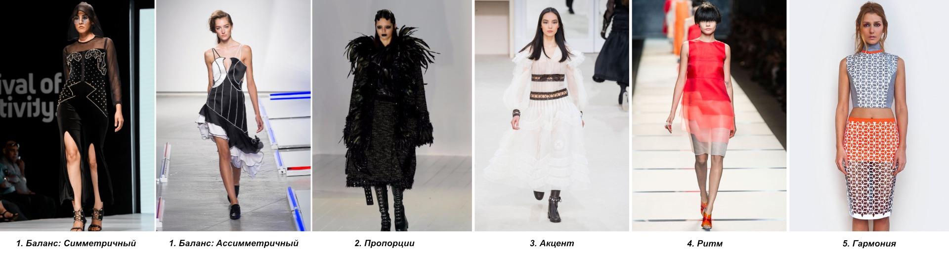 5 главных принципов модного дизайна